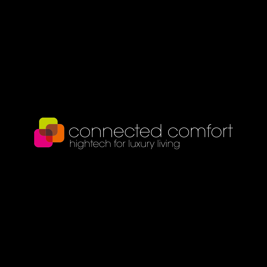 Logo connected comfort